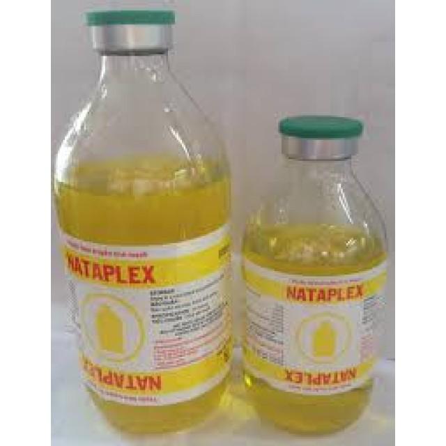 NATAPLEX 250 ML DỊCH TRUYỀN VITAMIN Thùng/30 chai