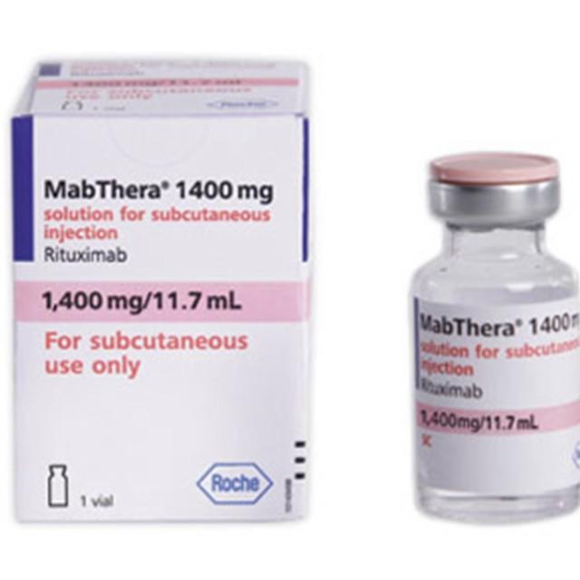 MABTHERA 1400MG/11.7ML H/1lọ