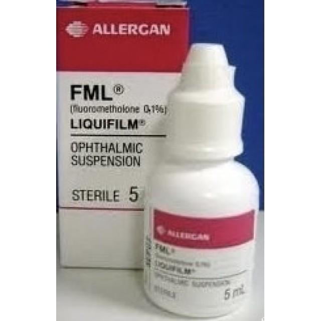FML Liquifilm 0.1% 5ml Thuốc nhỏ mắt