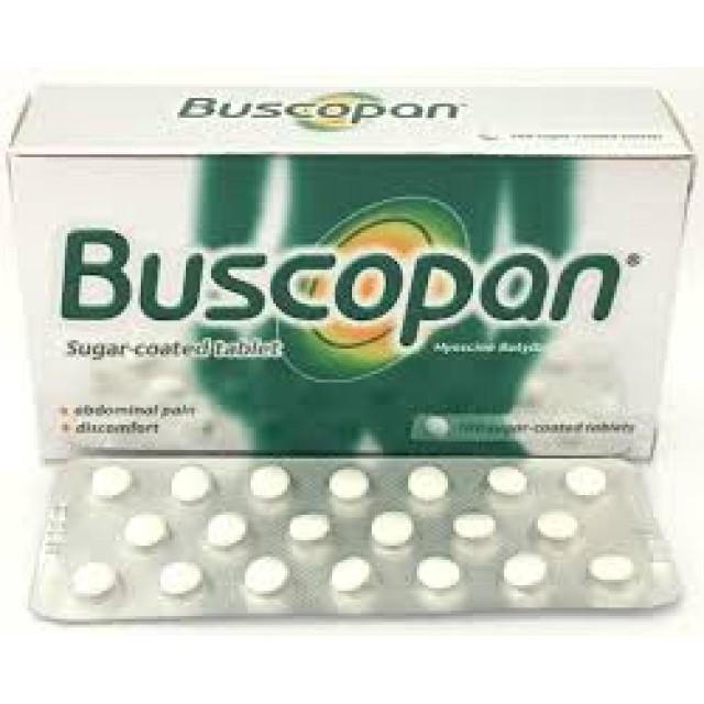 Buscopan 10mg H/100 viên