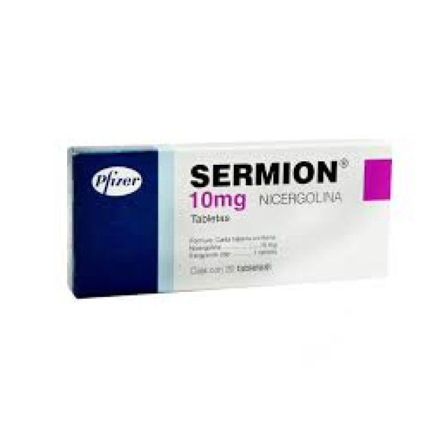SERMION 10MG H/50 v