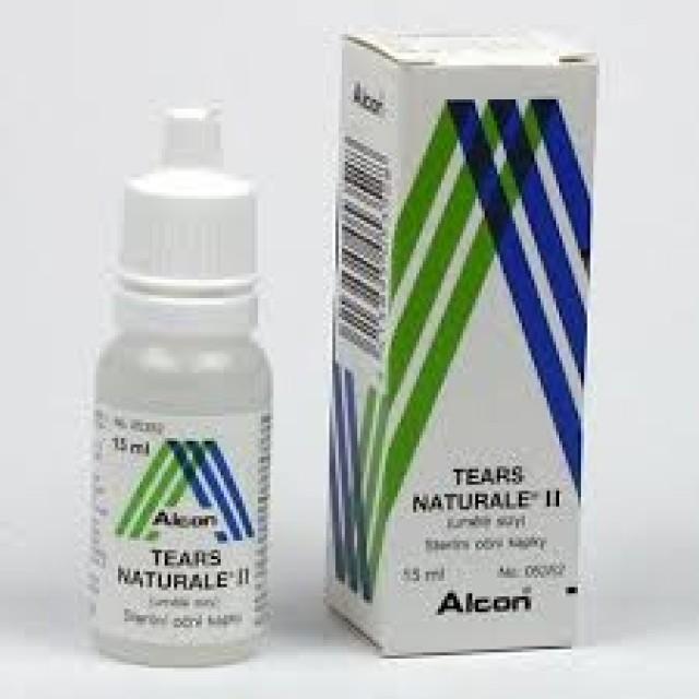 Tears Naturale II 15 ml thuốc nhỏ mắt
