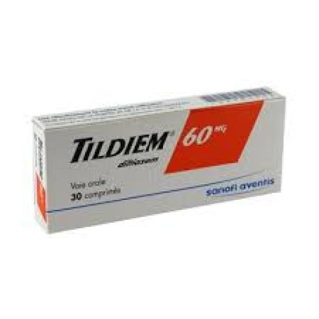 TILDIEM 60MG H/30 v