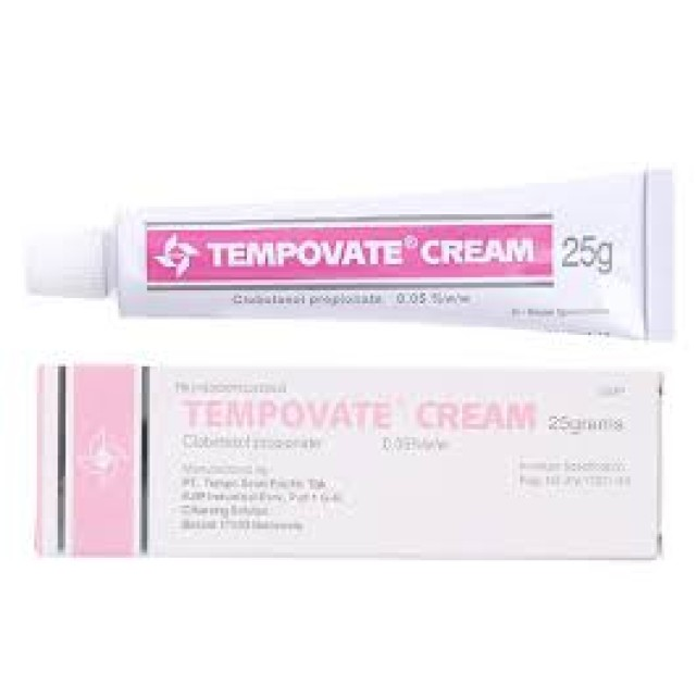 Tempovate Cream 10 g