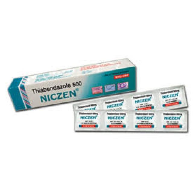 Niczen 500 mg H/28 viên