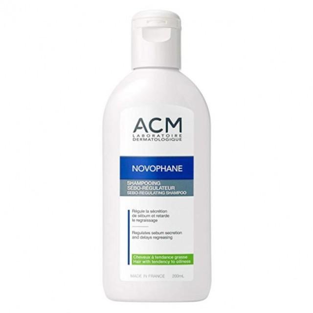 Novophane Sebo-regulating Shampoo 200 ml ( sạch nhờn da đầu, ngừa rụng tóc)