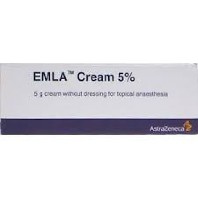 Emla Cream 5G H/5 tuyp