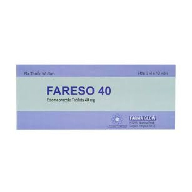 Fareso 40mg H/30 v