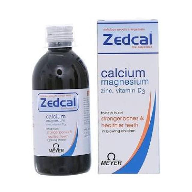 Zedcal 200ml ( Siro bổ sung canxi)