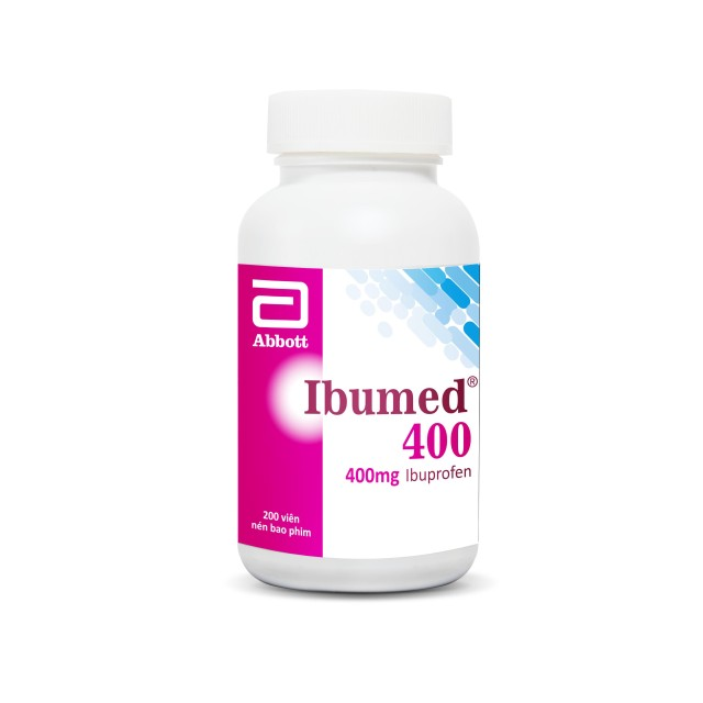 IBUMED 400mg Chai 200 v