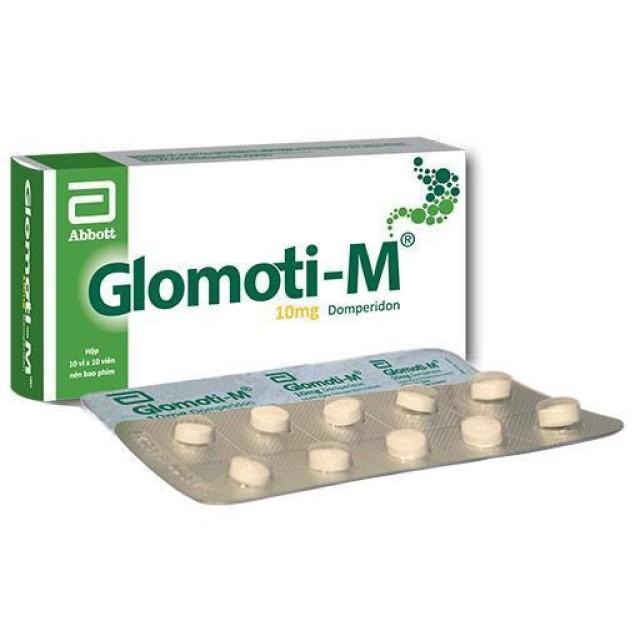 Glomoti-M H/100 viên