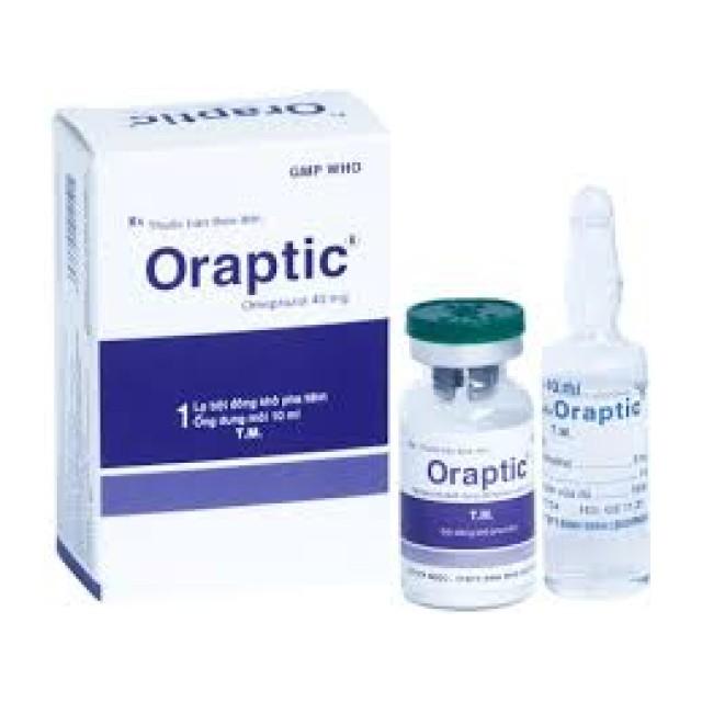 Omeprazol 40 mg Tiêm Oratic