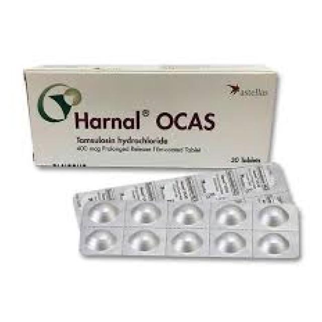 Harnal OCAS H/30 v bướu lành tuyến tiền liệt
