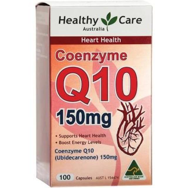 COENGYME Q10 150 mg H/100v Healthycare