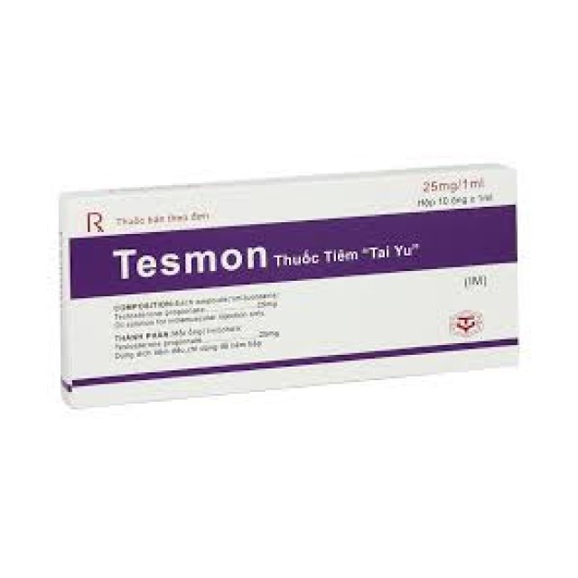 Tesmon 1 ml H/10 ố