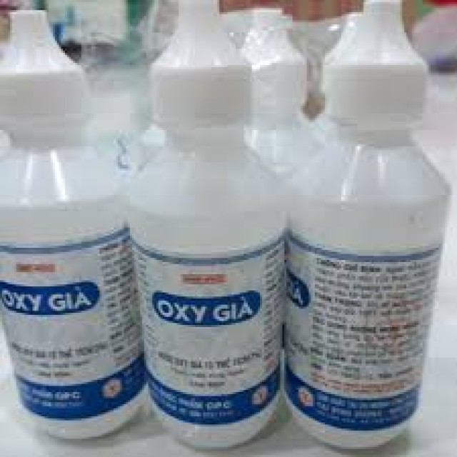 Oxy Già 60Ml Lóc 10 chai (Vĩnh Phúc)