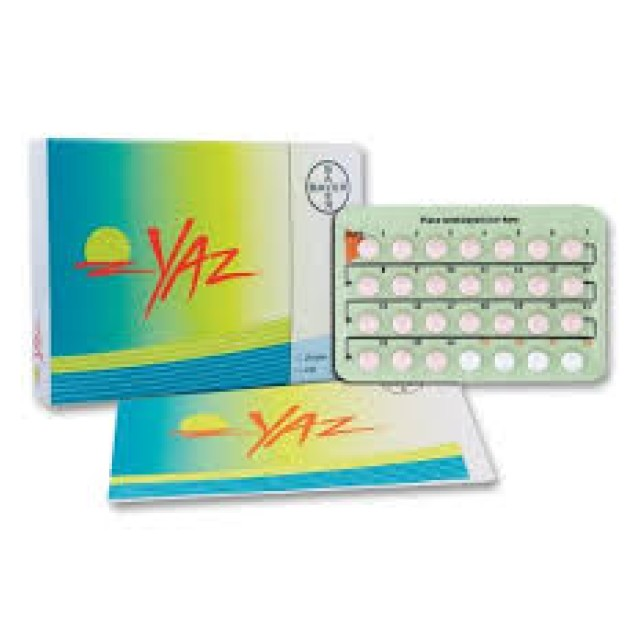 YAZ - thuốc tránh thai H/28 v