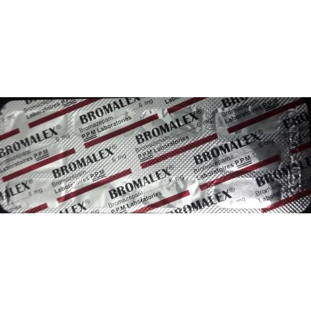 BROMALEX 6 mg H/30 viên