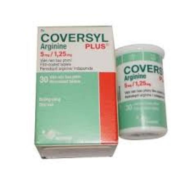 Coversyl Plus 5mg/1.25mg H/30 v