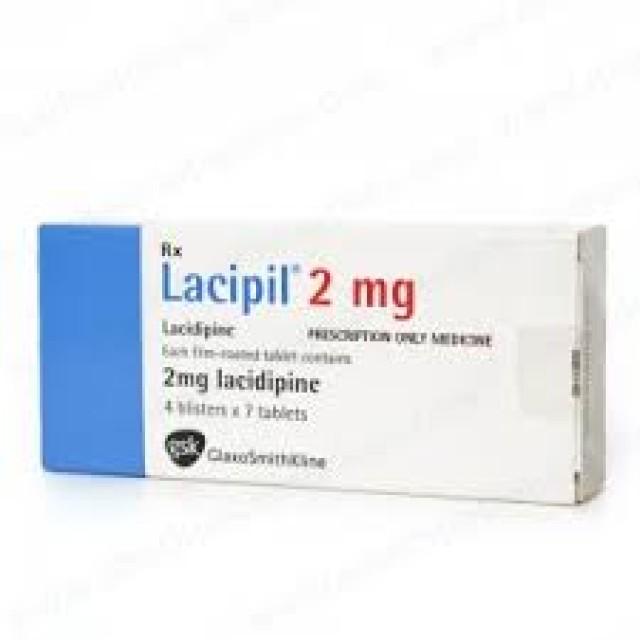 Lacipil 2mg H/28 v