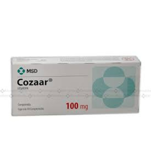 Cozaar Tab 100mg H/30 v