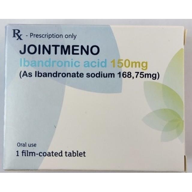 Jointmeno 150mg H/1 viên (điều trị loãng xương)