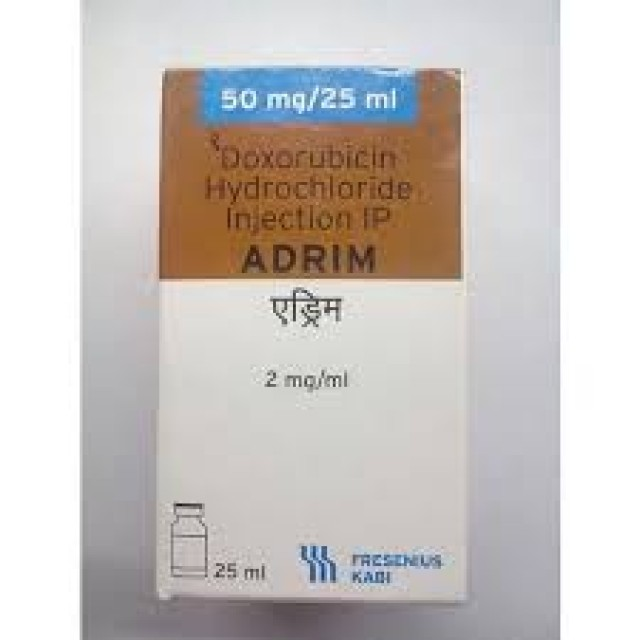 Adrim Inj 50mg/25ml