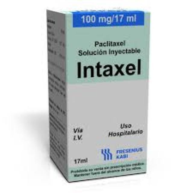 Intaxel 100mg/17ml H/1 lo