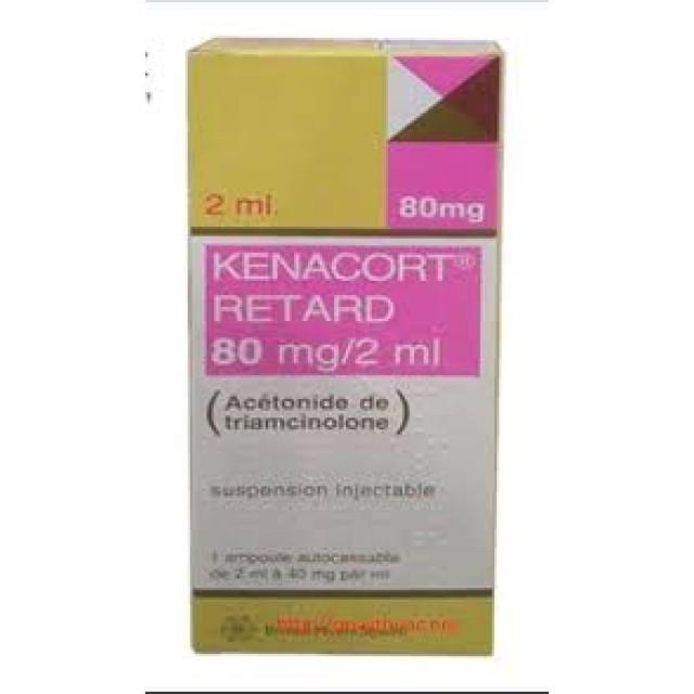 Kenacort 80 mg/2 ml H/1 ống