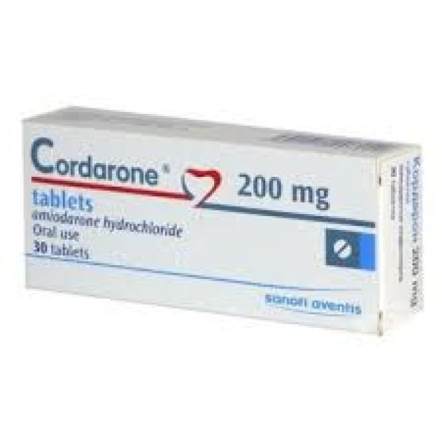 Cordarone 200 mg H/30 v