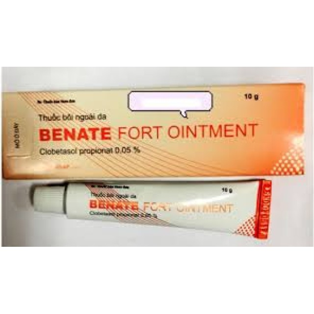 BENATE FORT OINTMENT 5 g