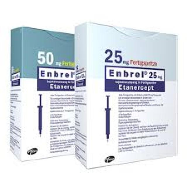 ENBREL 25MG