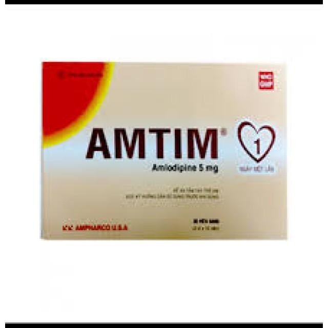 AMTIM 5MG H/30 v