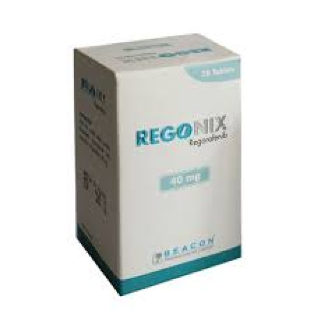 Regonix 40mg H/28 viên