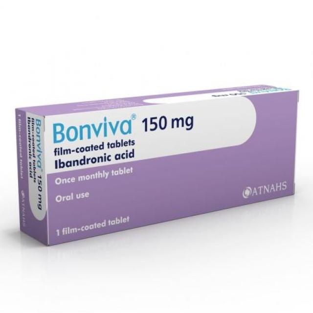 Bonviva 150mg H/1 viên (Thuốc trị loãng xương)