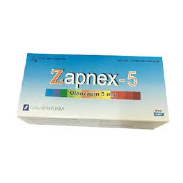 Zapnex-5mg H/60 viên