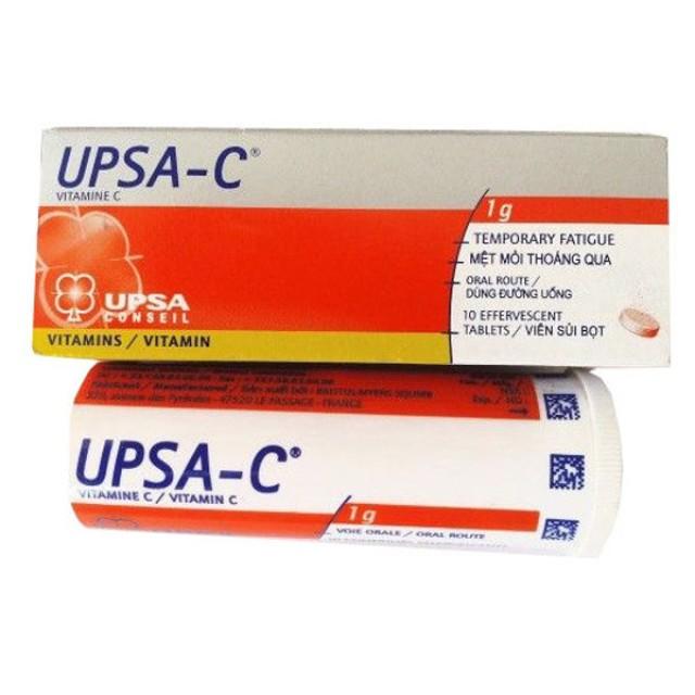 UPSA-C 1000 mg C/10 viên