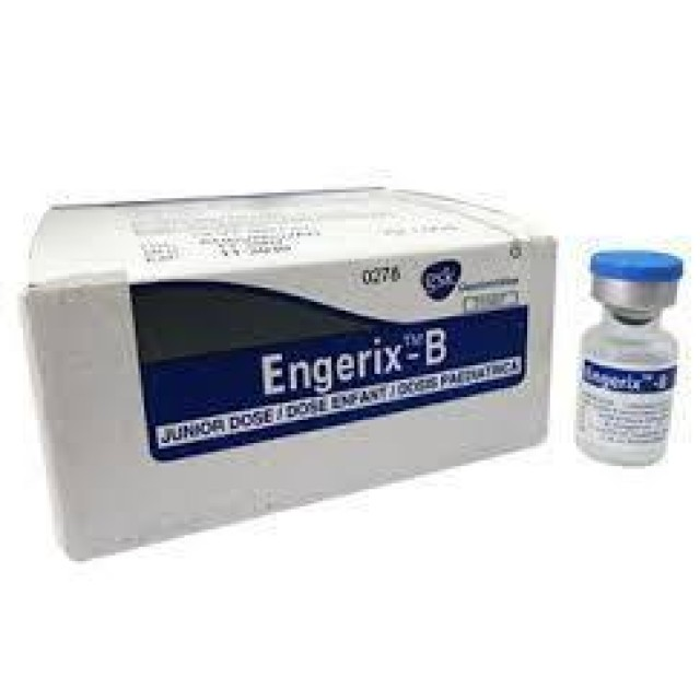 Engerix B 10mcg Pediatric H/1 lo