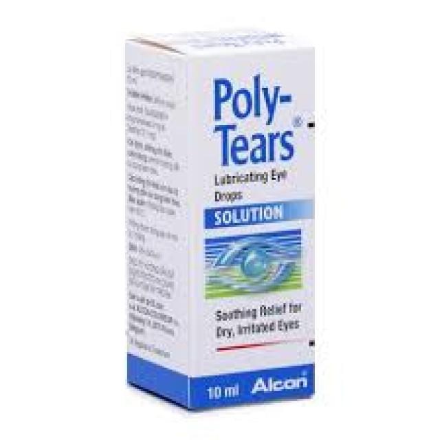 POLY TEARS DROP 10 ml thuốc nhỏ mắt