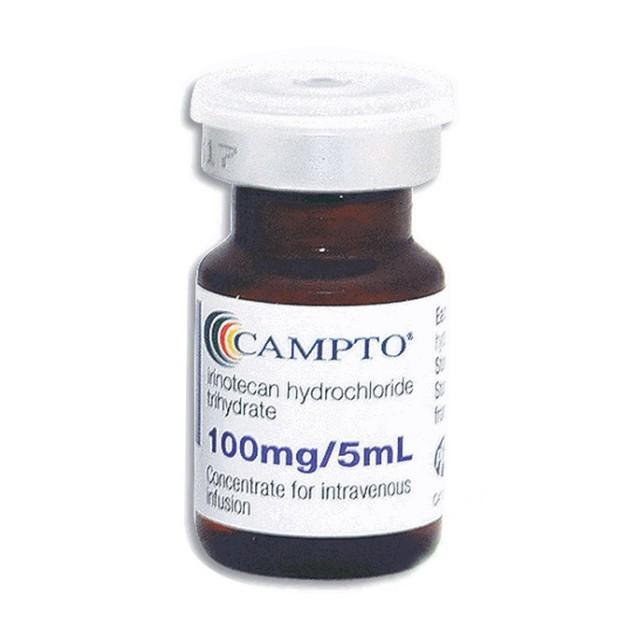 CAMPTO 100MG 5ML
