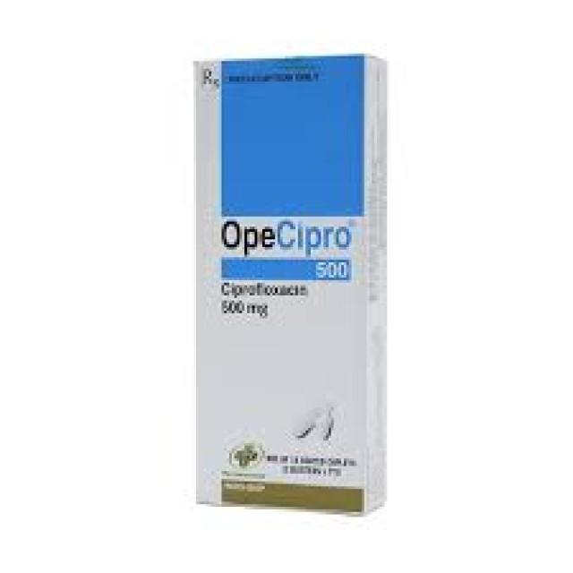 Opecipro 500 mg H/14 v