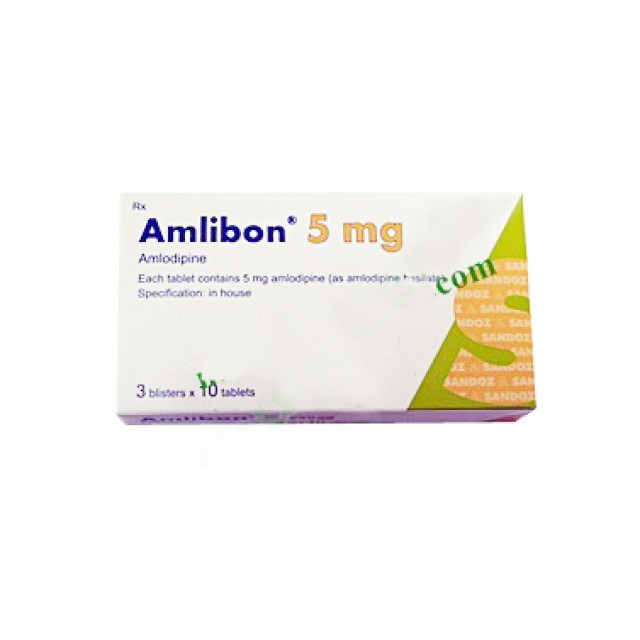 AMLIBON 5MG