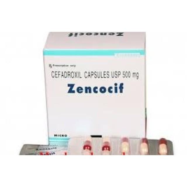 Zencocif 500 mg