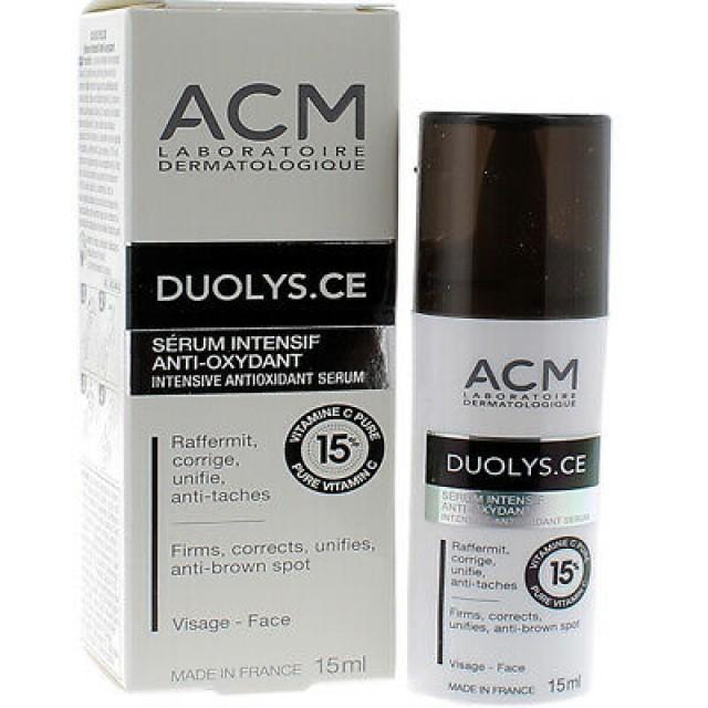 Duolys C.E Intensive Anti-Oxydant Serum 15ml ( Tinh chất dưỡng làm trắng da giảm thâm, chống lão hóa)