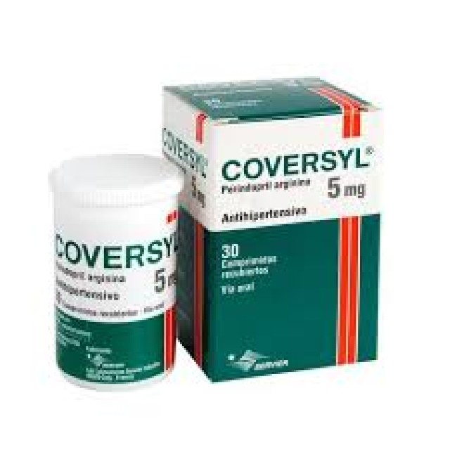 Coversyl 5mg H/30 v