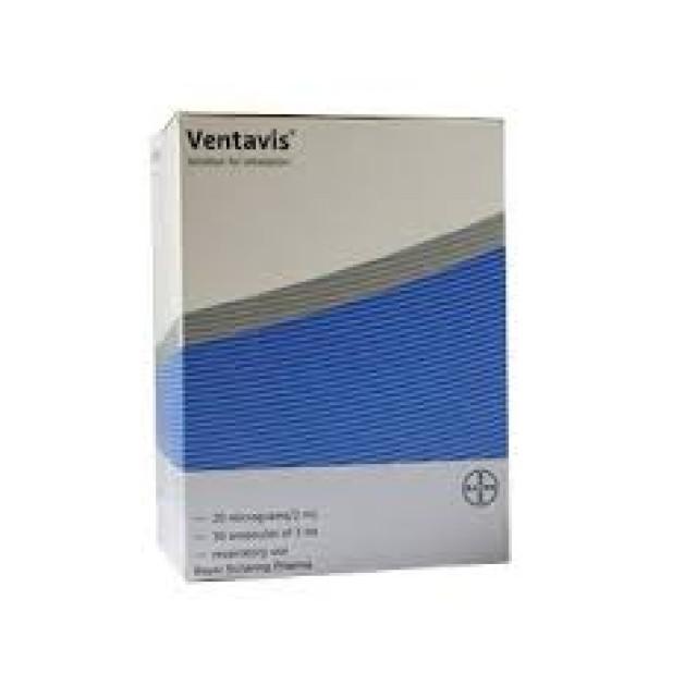 VENTAVIS 20MCG/2ML H/30 lo