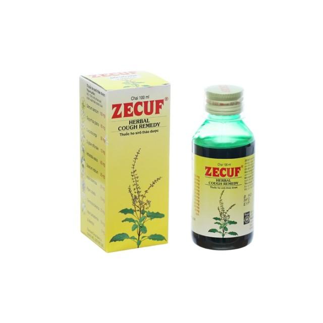 Zecuf chai 100ml (Siro ho)
