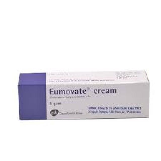 Eumovate cream 5g