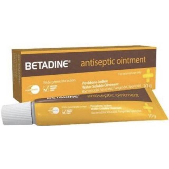 Kem bôi sát khuẩn Betadine 5% 15g