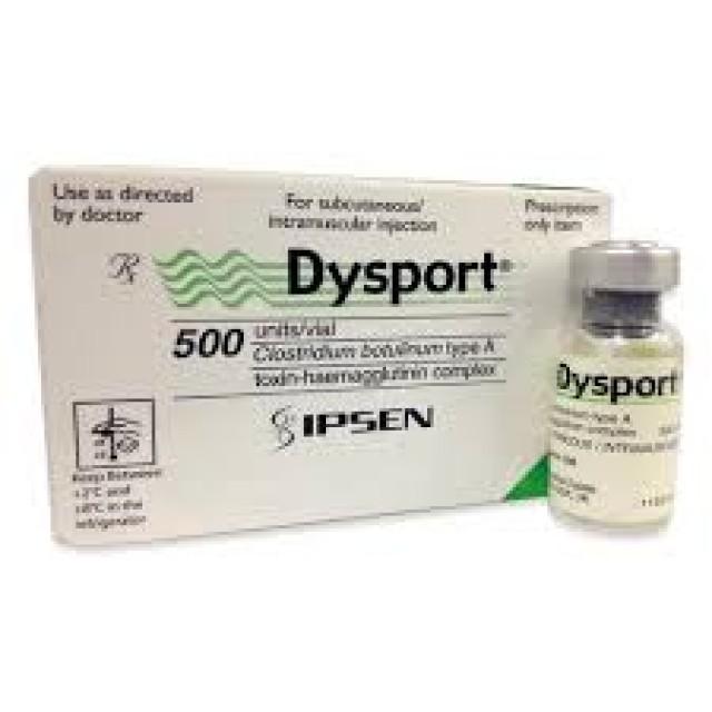 Dysport Inj 500U H/1 lo